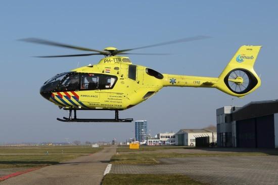 """Neue H135 im Einsatz für die niederländische """"Lifeliner""""-Flotte"""