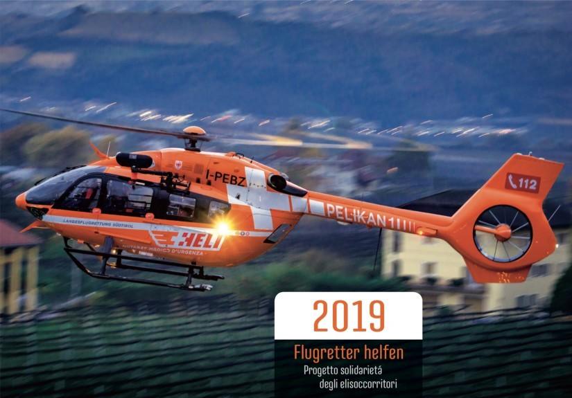 Deckblatt des neuen Kalenders im DIN A3-Format