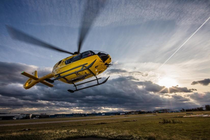 Symbolfoto Christophorus-Luftrettung des ÖAMTC