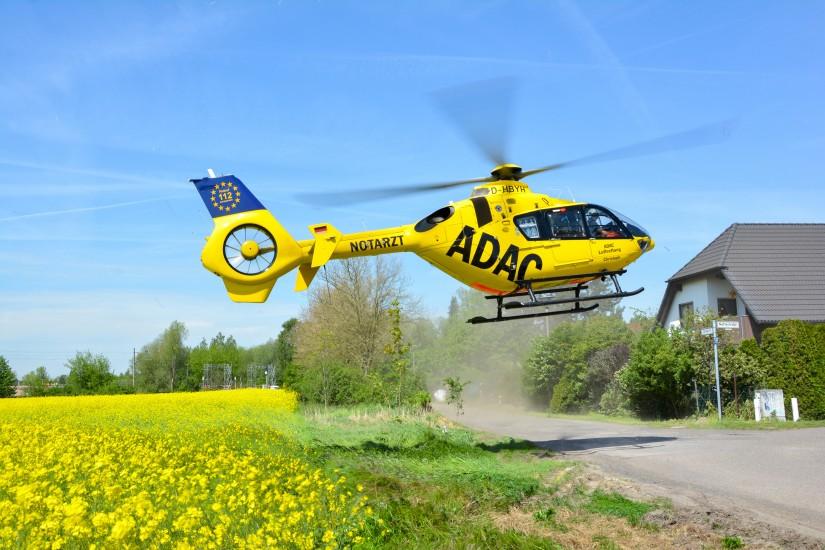 Ab dem 1. Januar startet die ADAC Luftrettung als neuer Betreiber in Zwickau