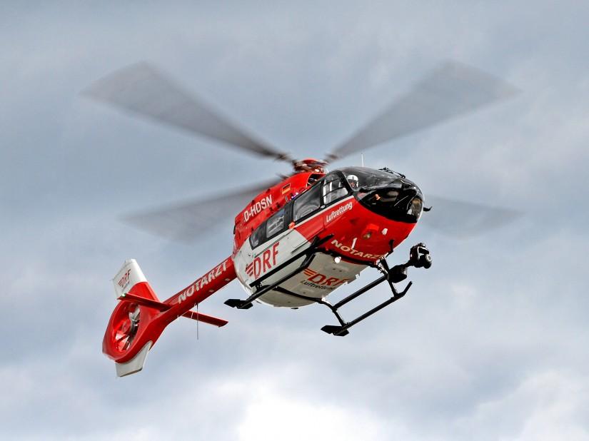 Zählt zu den modernsten Hubschraubern seiner Klasse: die voll nachtflugtaugliche H145 von Airbus Helicopters