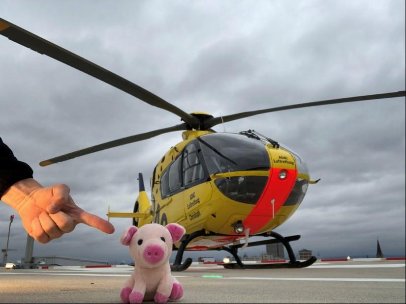 """Rechtlich problemlos ergreifbare Maßnahmen oder nur """"Schwein gehabt""""? Im bodengebundenen Rettungsdienst für Notfallsanitäter nicht so einfach wie in der Luftrettung"""