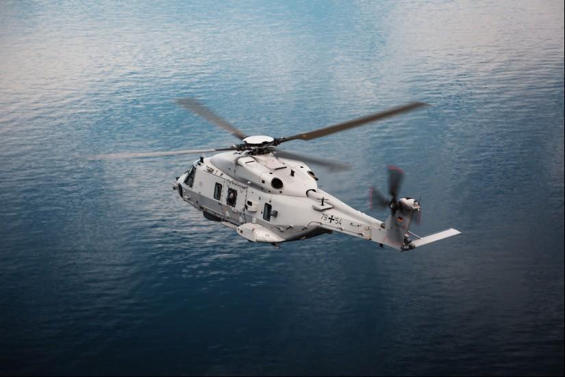 """Airbus Helicopters lieferte Ende Oktober 2019 den ersten """"Sea Lion"""" an das BAAINBw aus"""