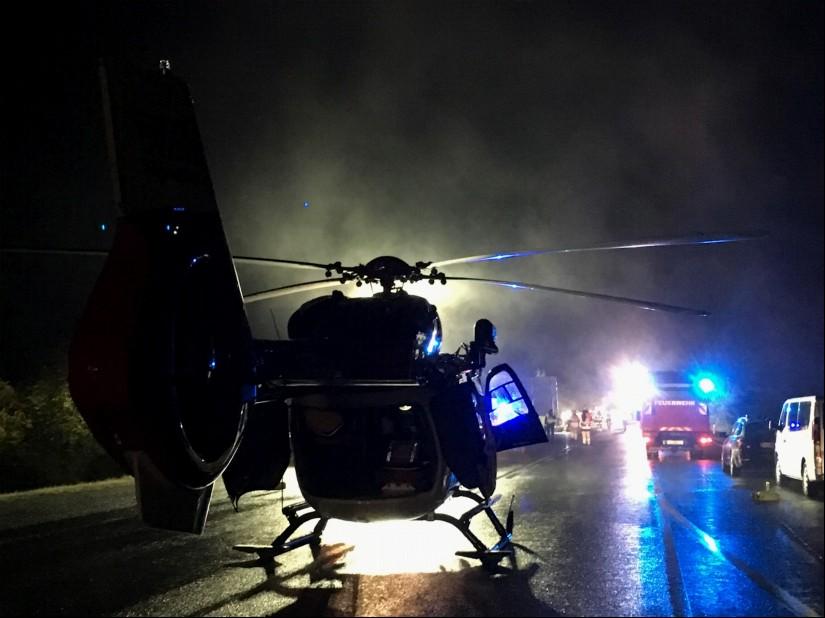 Das Schicksal schläft nicht: Ab Dezember wird die ARA Flugrettung auch in Kärnten bei Dunkelheit bei medizinischen Notfällen rasch zur Stelle sein