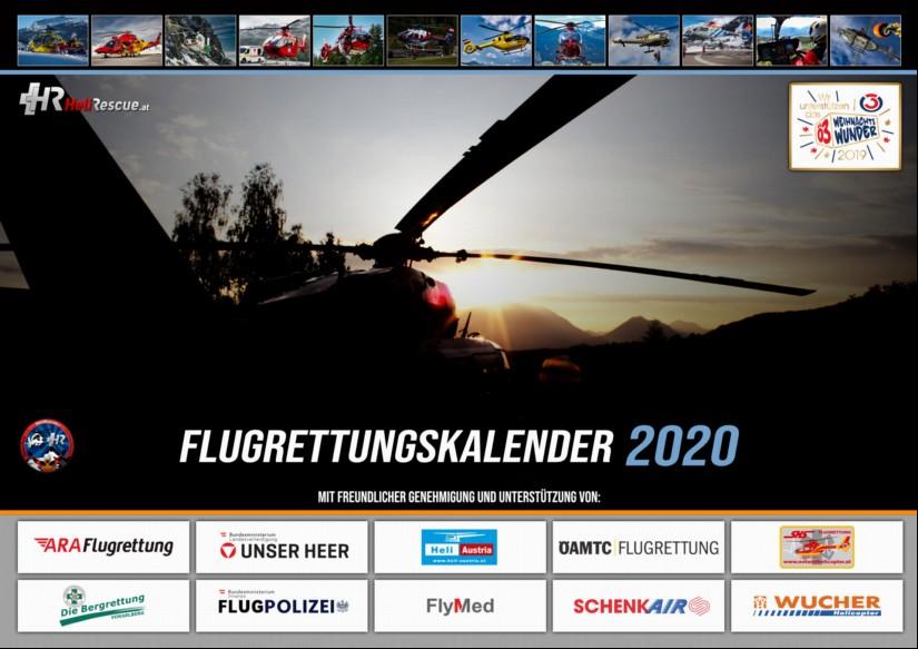 Flugrettungskalender 2020