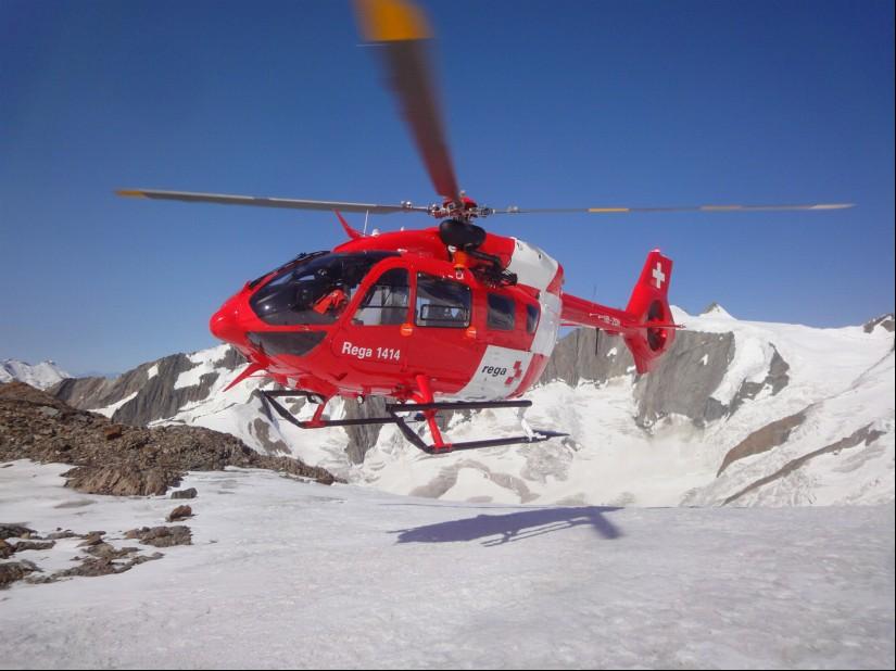 Die Rettungshelis der REGA werden ab Dezember wohl seltener als bisher im Südschwarzwald anzutreffen sein (Archivaufnahme aus dem August 2018)