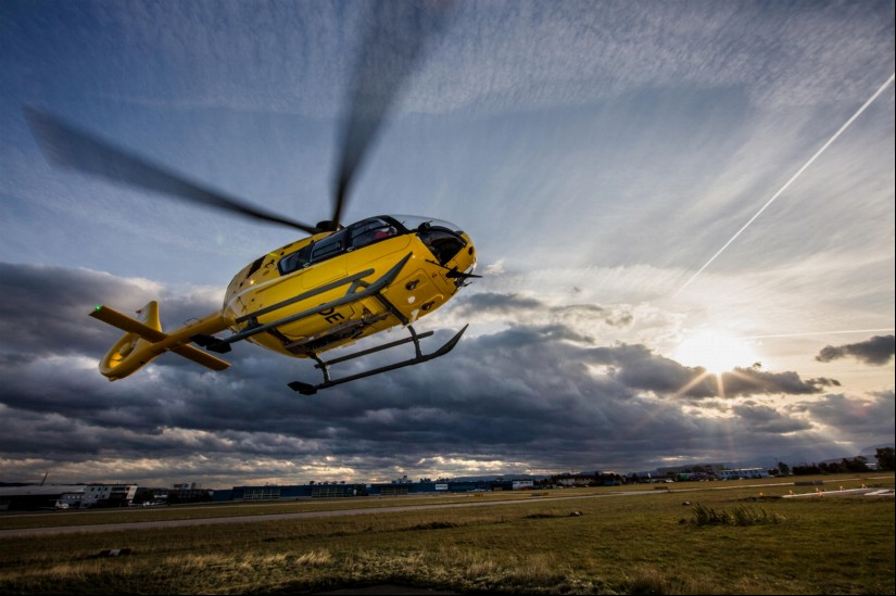 Im Jahr 2019 wurden durch die ÖAMTC-Flugrettung 870 Einsätze bei Nacht durchgeführt