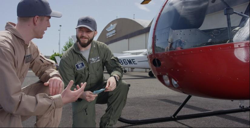 Neues ADAC Luftrettungs-Ausbildungsprogramm in den USA: Gegen Pilotenmangel in Deutschland