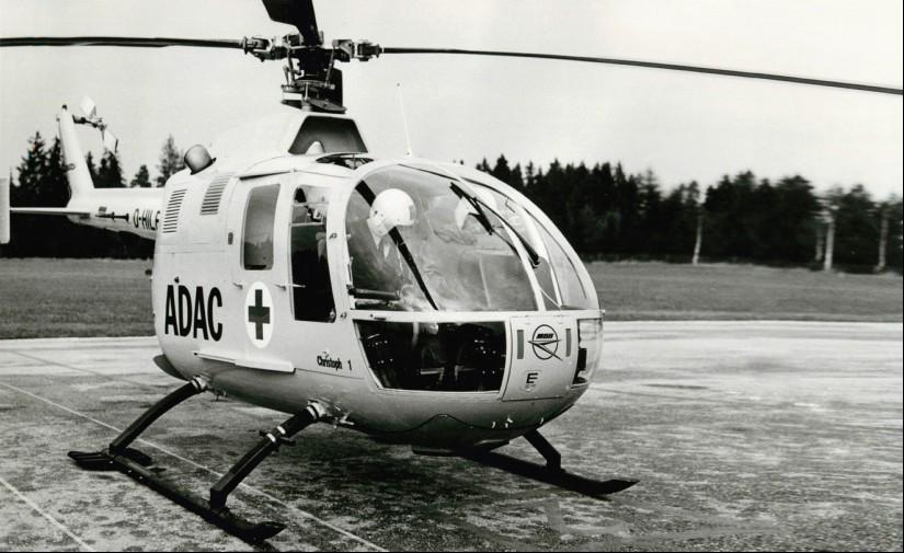 Mit Eröffnung der Rettungshubschrauber-Station Bayreuth engagiert sich der ADAC e.V. in dem weiteren Ausbau des Luftrettungsnetz
