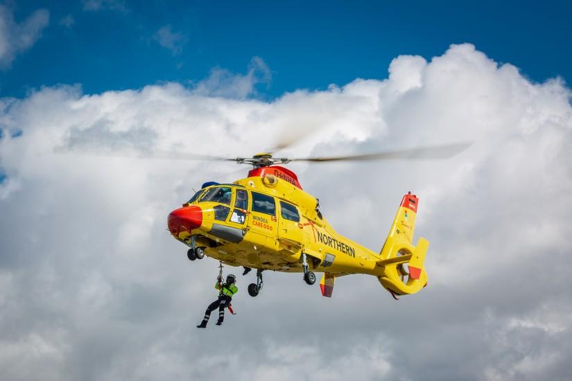 Die Northern Helicopter GmbH (NHC) übernimmt zum 1. August 2020 die Offshore-Rettung für vier weitere Offshore-Windparks in der Deutschen Bucht