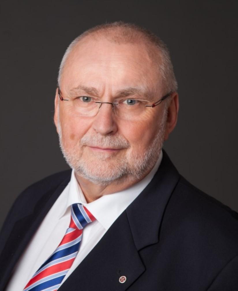 Günther Lohre, vom 1. Januar 2016 bis 30. Juni 2020 Vorsitzender der Geschäftsführung der Johanniter Luftrettung