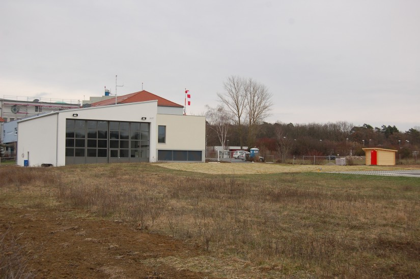 ... und renovierte die Station in den Jahren 2012 bis 2013 grundlegend