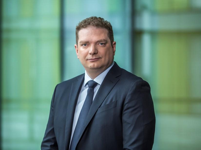 """Frédéric Bruder, seit September 2012 Geschäftsführer der ADAC Luftrettung, gab dem """"Behörden Spiegel"""" ein Interview"""