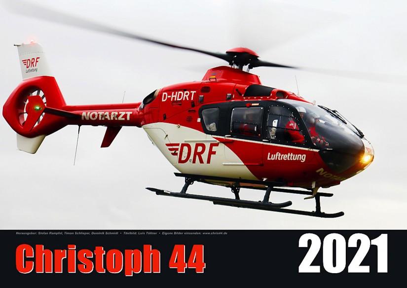 Deckblatt des Kalenders 2021