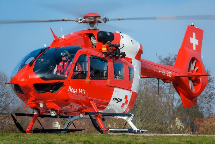 Rega-Bilanz 2020: Rettungshelikopter häufiger in der Luft als im Vorjahr
