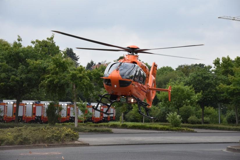 Die Zivilschutz-Hubschrauber des Bundes flogen im Jahr 2020 insgesamt 14.039 Einsätze