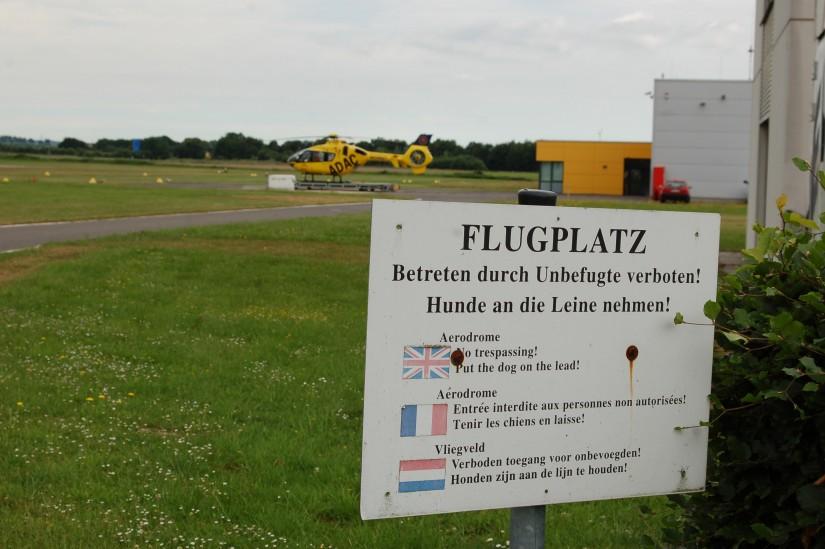 """Mehrsprachigkeit ist auch an Bord des RTH """"Christoph Europa 1"""" gefordert"""