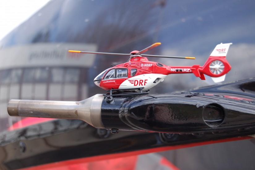 2013 ist die D-HDRP – allerdings als miniaturisierte Variante und ohne Luftfilter – in Leonberg zu sehen