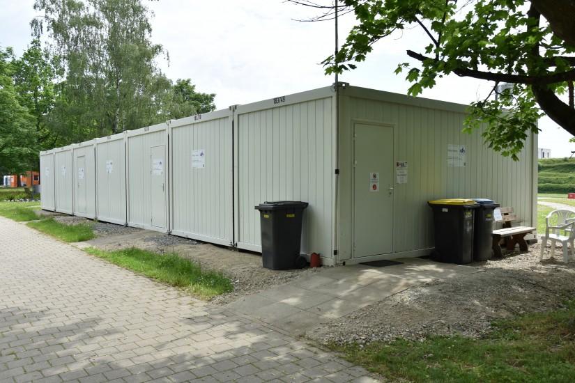 Mülltrennung muss auch bei der ADAC Luftrettung sein