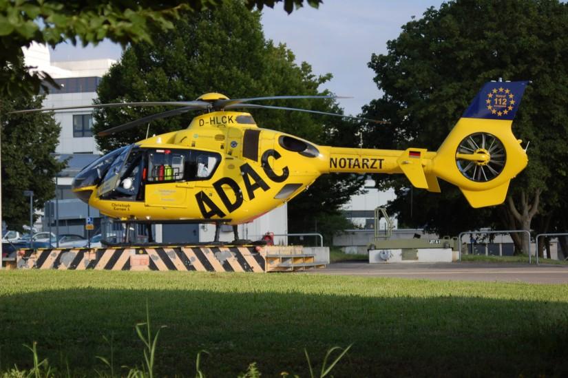Die ADAC Luftrettung folgte Anfang 2014 – zunächst mit ihren EC 135, später dann auch mit ihren EC 145, H135 und H145