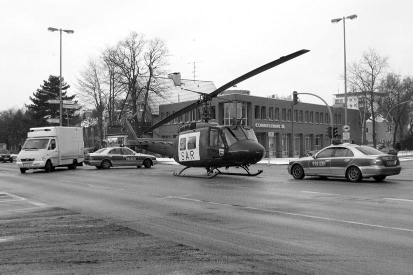 Bell UH-1D im Einsatz