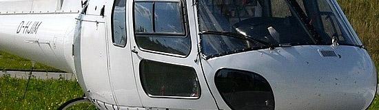 FJS Ambulanzhubschrauber