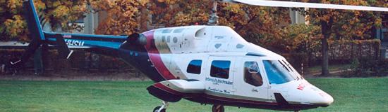 Nicht mehr anzutreffen: Der HSM in der Luftrettung