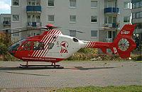IFA- RTH während eines Verlegungs- Einsatzes in Bad Homburg, Taunus / HES