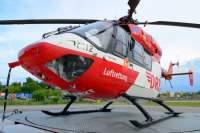 Christoph 47 ist seit 25 Jahren im Einsatz für den Großraum Greifswald.