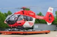 Seit zwei Jahren fliegt in Regensburg die hochmoderne H145