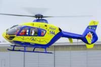 """Fliegt im 24-Stunden-Betrieb: der in Birrfeld stationierte RTH """"Lions 1"""""""