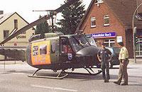 Das reale Vorbild - SAR Hamburg 71 im Einsatz