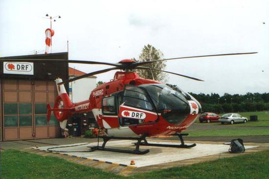 EC 135 der DRF