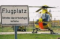 """Station """"auf der grünen Wiese"""""""