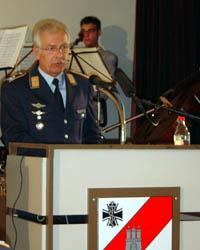 Oberstleutnant Lepkowski vom Lufttransportkommando in Münster