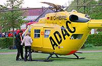 D-HBRE auf dem Tag der offenen Tür der Feuerwehr Ascheberg