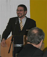 Redner Ambrosy, Landrat