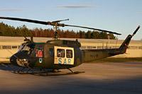 Die Bundeswehr verlegte ihren SAR-Hubschrauber nach Malmsheim