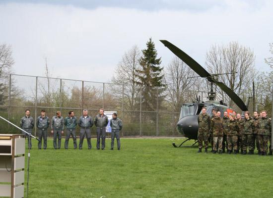 Luftwaffe nimmt Abschied