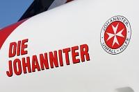 Die Rettungsassistenten stellt die Johanniter Unfallhilfe
