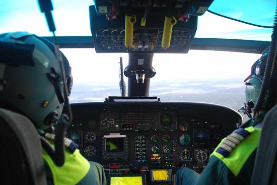 Gällivare praktiziert das Zwei-Pilot-System