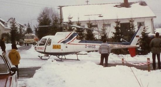 Ersatzmaschine von 1982 bis 1985