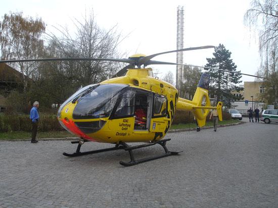 Christoph 31 B am St. Marien-Krankenhaus Berlin-Lankwitz