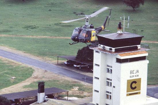 SAR im Ausland: In Beja/Portugal stellte das HTG 64 über einen längeren Zeitraum mit einem Kommando die SAR-Bereitschaft für die hiesigen NATO-Schießgebiete sicher. Vereinzelt kam es auch zu Einsätzen im zivilen Bereich.
