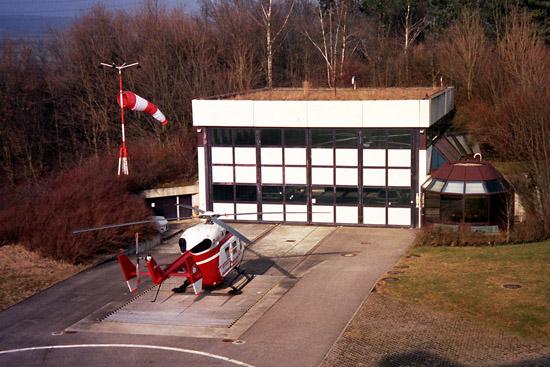 Auch die D-HSSS kam in Leonberg zum Einsatz