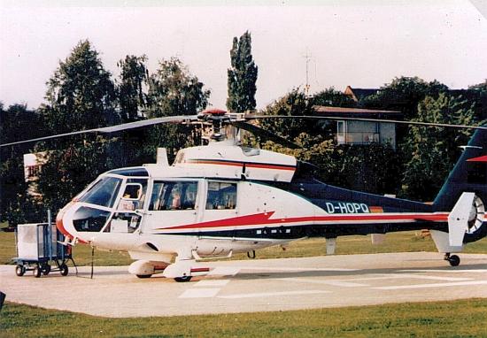 """""""Phönix 14"""" war der einzige (Landes-)Polizeihubschrauber Deutschlands der regulär  im Luftrettungsdienst eingesetzt war"""