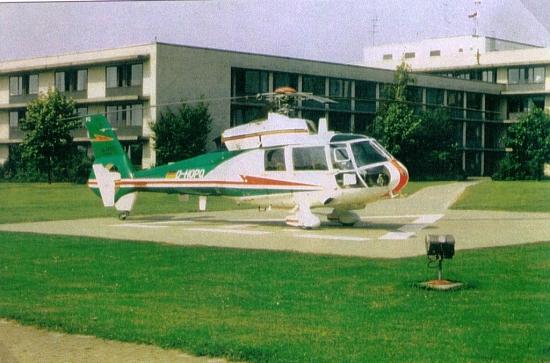Insgesamt flog die Polizei Niedersachsen 690 Einsätze in Wolfenbüttel von Juli 1983 bis Jahresende 1984 und in zwei Monaten im Spätsommer/Herbst 1985