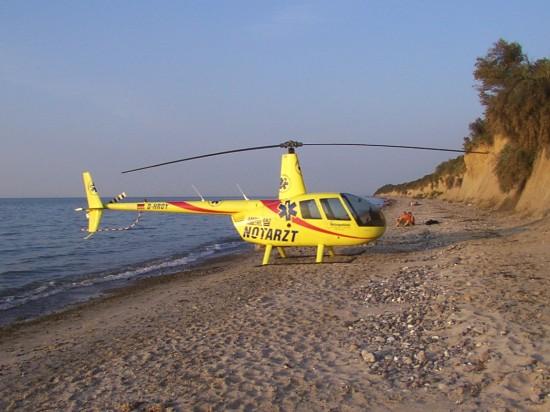 Die Ostseeküste gehört auch zum Einzugsbereich des Kessiner NEH