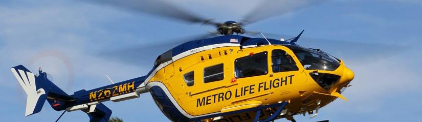 EC 145 von Metro Life Flight