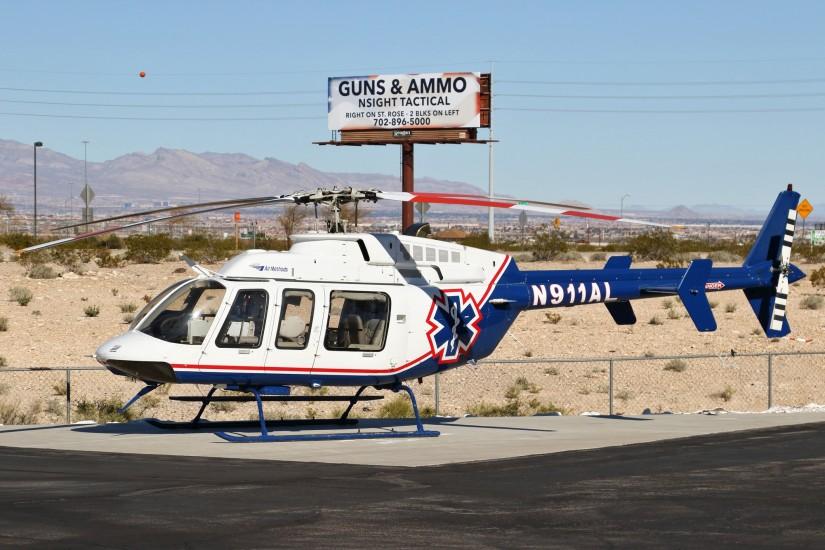 Bell 407 von Air Methods
